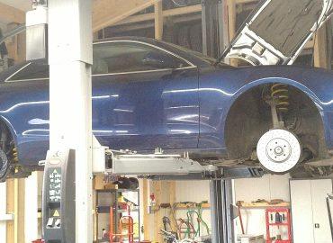 Umbau Audi A5