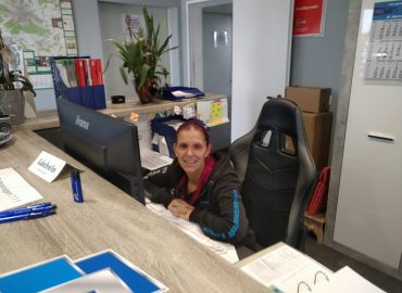 Diana Lange – Fachkraft für Bürokommunikation